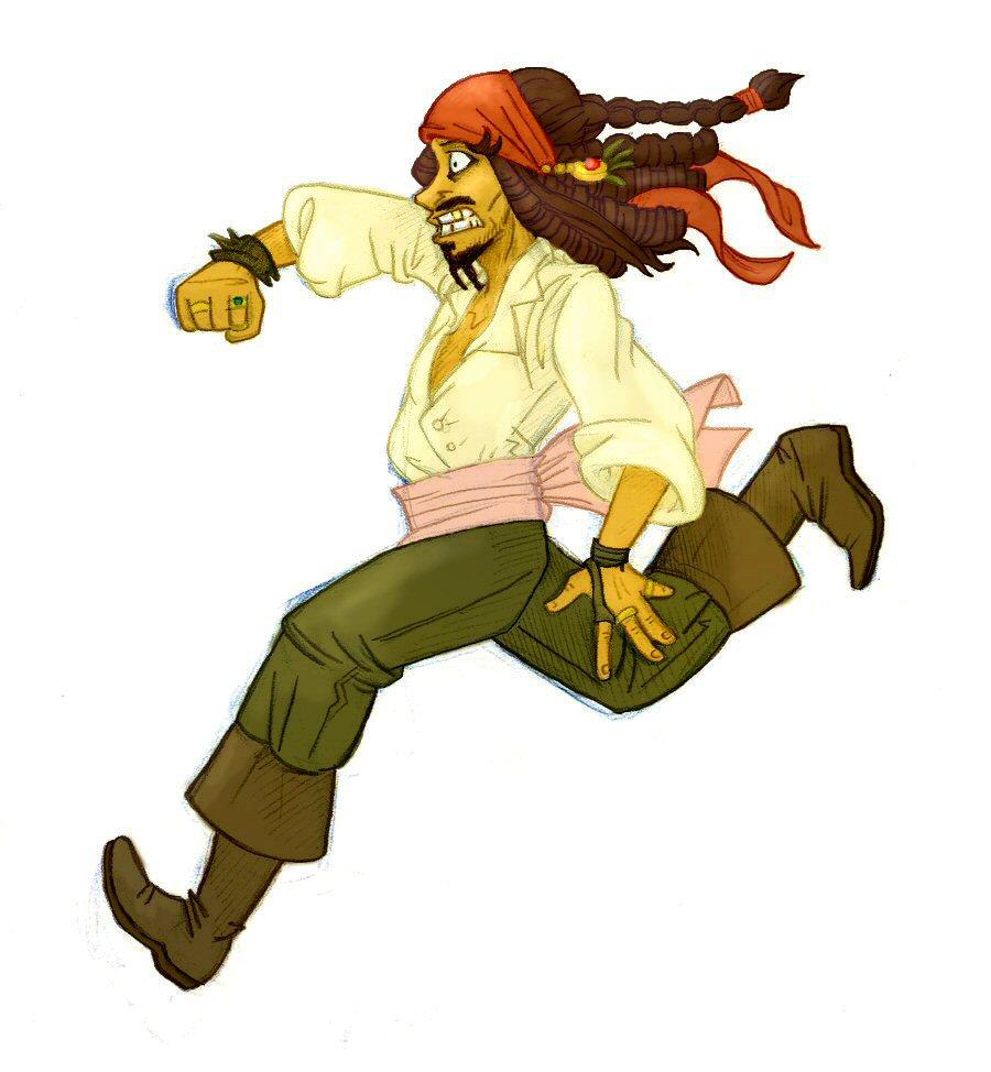 900x974 Jack Sparrow By Dark Dutchess