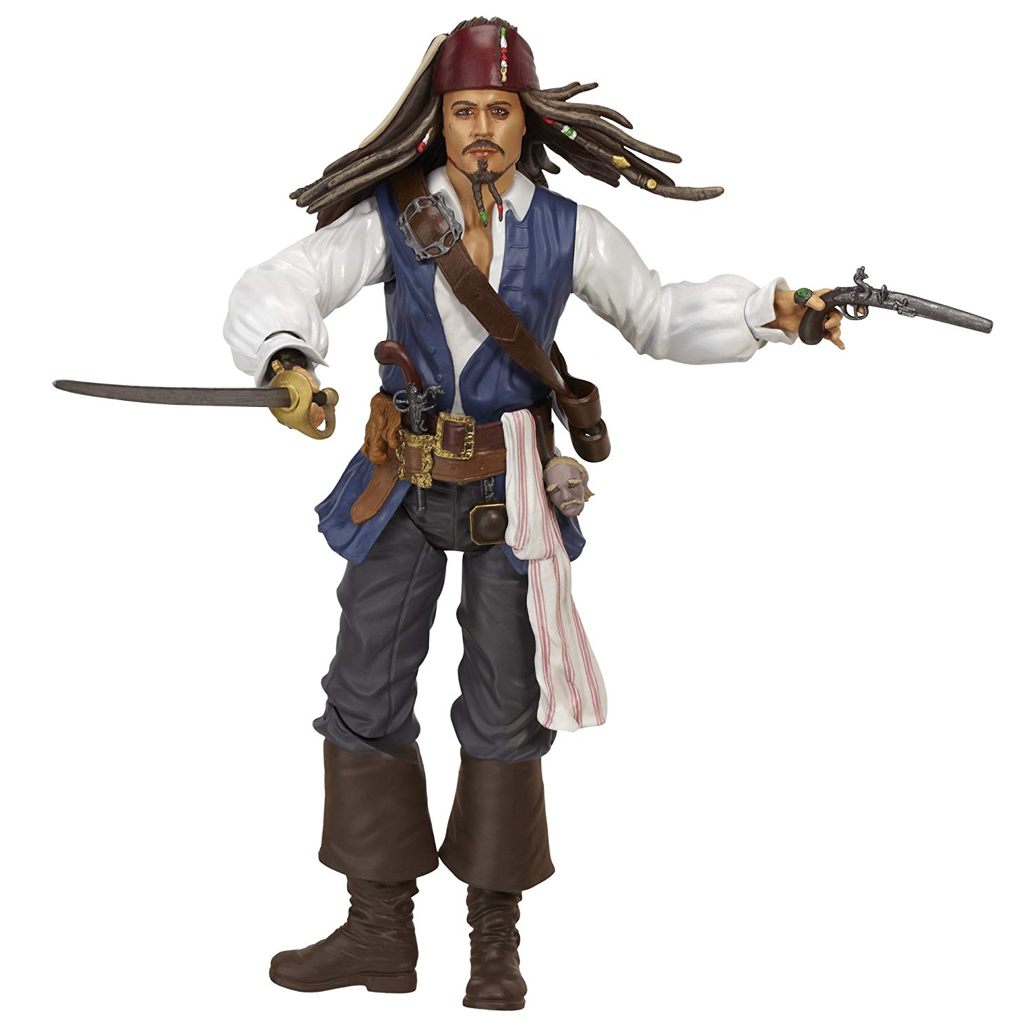 1500x1500 Pirates Of The Caribbean 12 Collector Figure Wave
