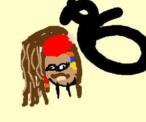 300x250 Captain Jack Sparrow Pio