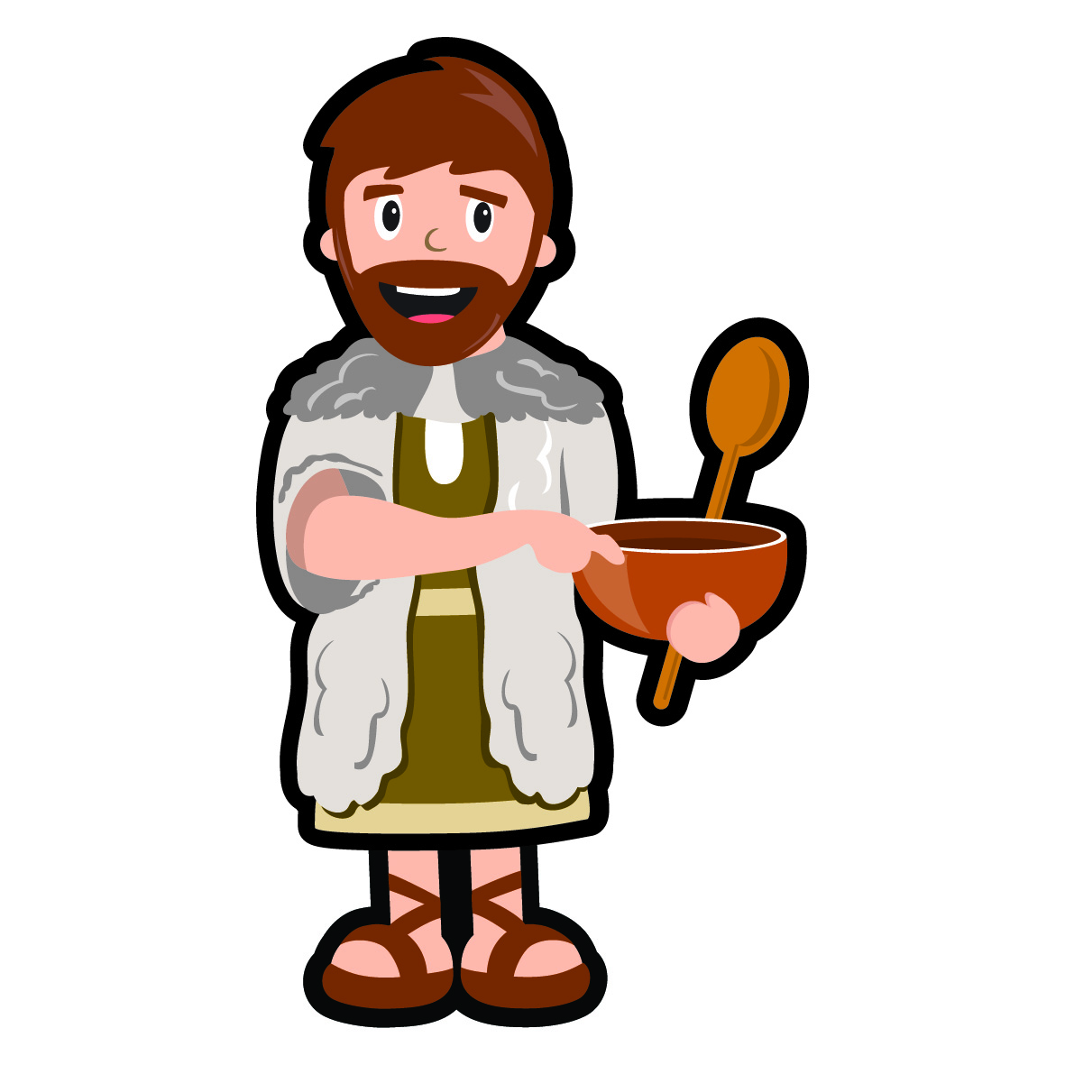 Jacob And Esau Clipart