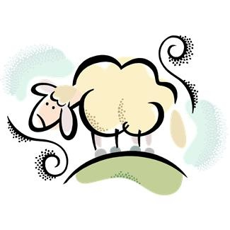 325x325 Jacob Sheep Society Clipart Panda