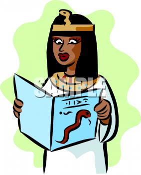 283x350 Egypt Clipart Egyptian Person