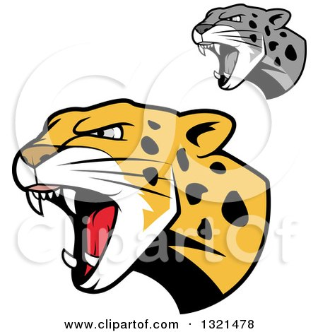 450x470 Clipart Jaguar And J Black And White