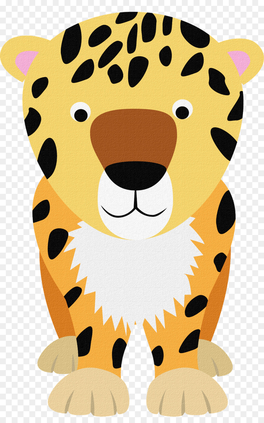 900x1440 Leopard Cheetah Jaguar Cartoon