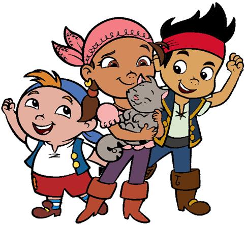 482x443 Jake And The Neverland Pirates Clip Art Disney Clip Art Galore