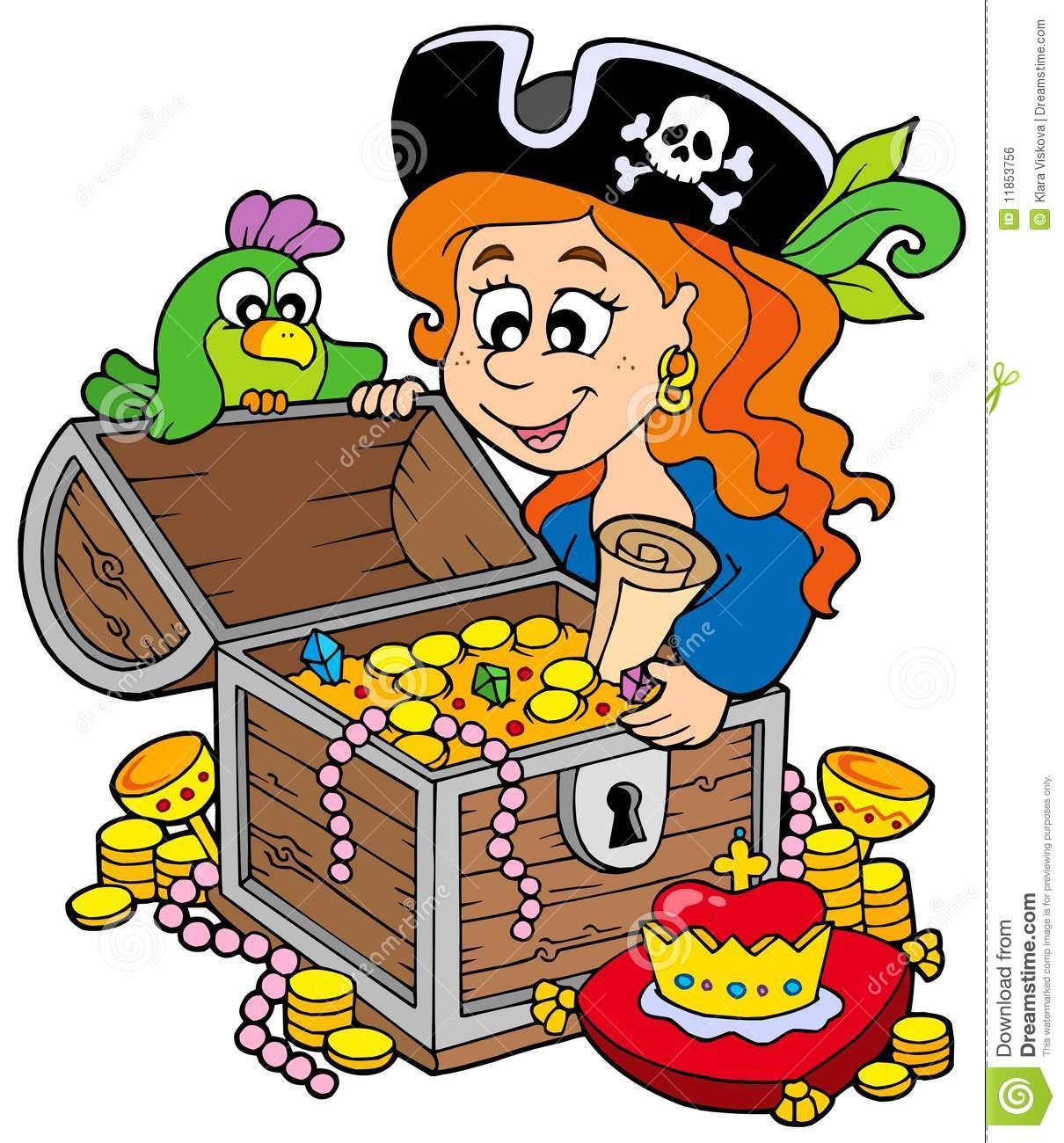 1210x1300 Pirate Clipart Pirate Treasure Chest
