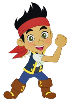 245x363 Jake And The Neverland Pirates Clip Art