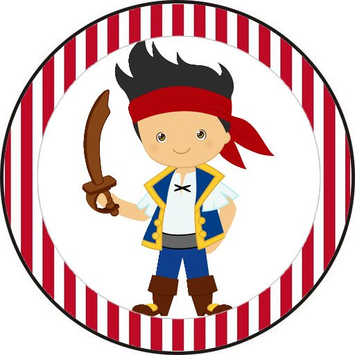 Jake The Pirate Clipart