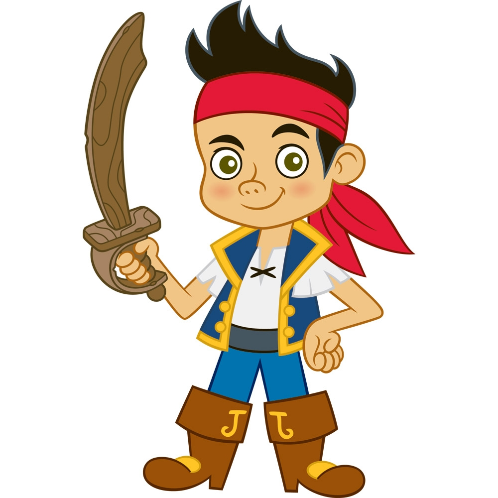 1000x1000 Group Of Jake And Neverland Pirates