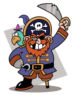 240x311 Pirate Clip Art Free Free Clipart Images