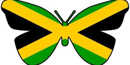 Jamaican Flag Clipart