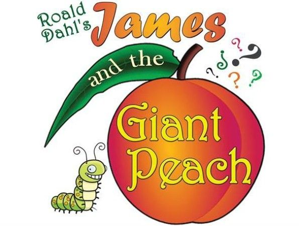 James And The Giant Peach Clipart