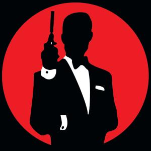 300x300 James Bond Clipart Government Agent