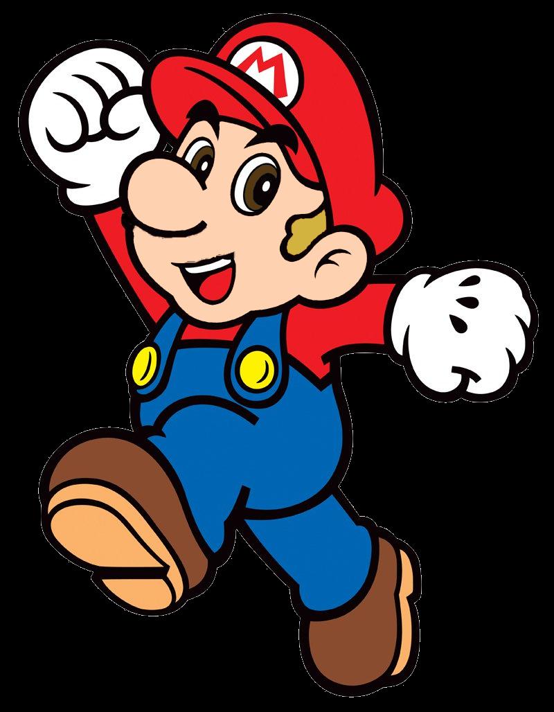 800x1028 Mario A Brave Adventurer, Mario (Also Known As James Bond) Has