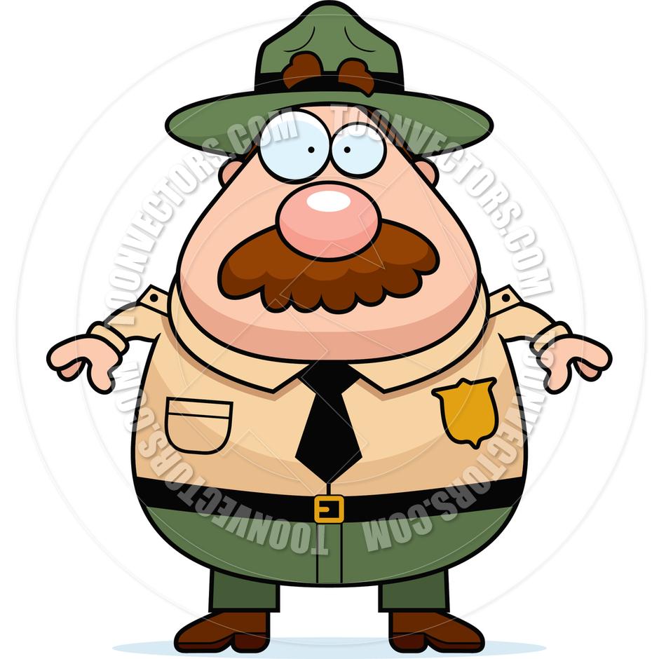940x940 National Park Clipart Safari Ranger