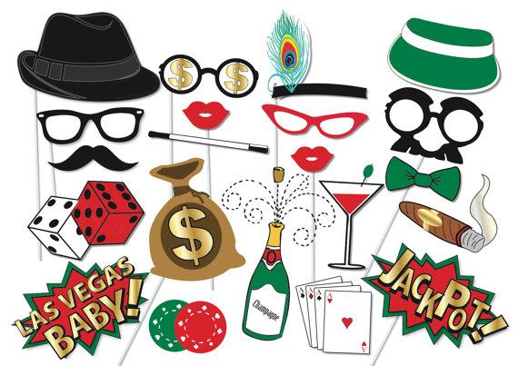 570x403 Poker Party Props Set 22 Piece Printable Poker Night