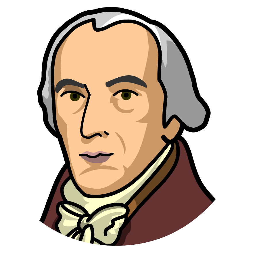 880x880 James Madison Clipart