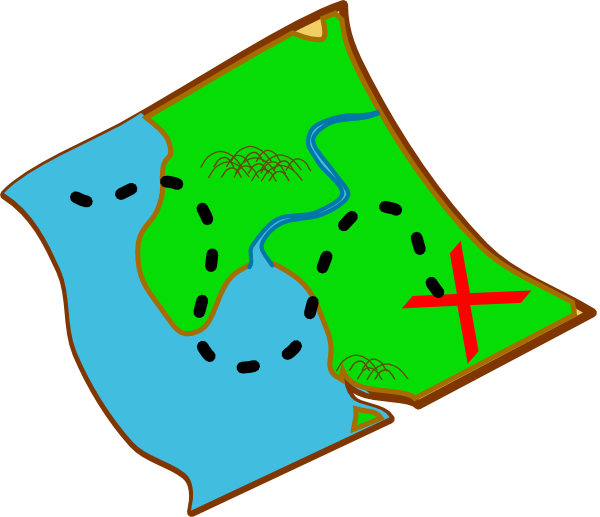 600x517 Map Clipart
