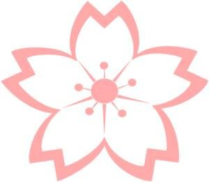 Japanese Cherry Blossom Clipart