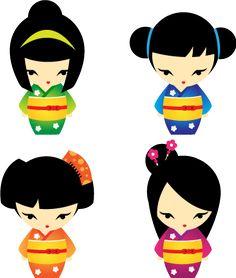 236x278 Kokeshi Clipart Clip Art, Momiji Clipart Clip Art Commercial