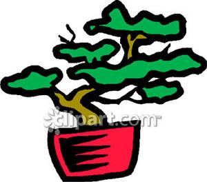 300x264 Bonsai Tree Clipart Japanese Bonsai Tree Clip Art Vector