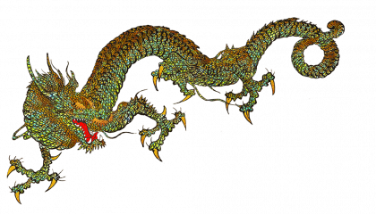 420x240 Japanese Dragon Png Images Transparent Free Download
