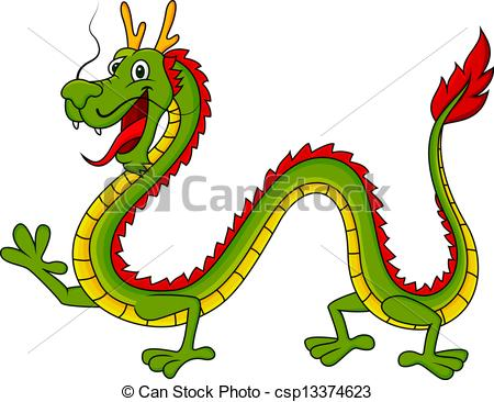 450x366 Oriental Dragon Vector Clipart Eps Images. 2,470 Oriental Dragon