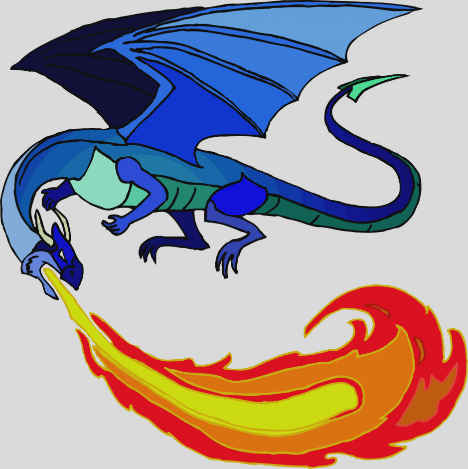 939x940 Pictures Dragon Clip Art Free The Graphics Fairy