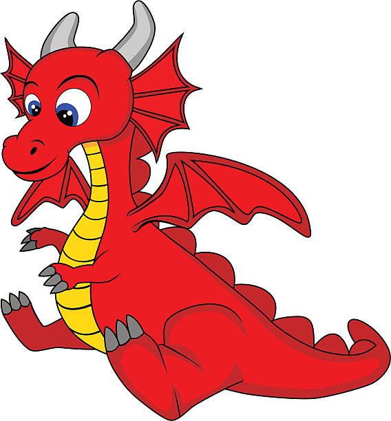 568x612 Red Dragon Head Clipart Collection