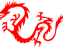 220x165 Chinese Dragon Clip Art Free Clipart