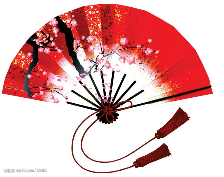 Japanese Fan Clipart