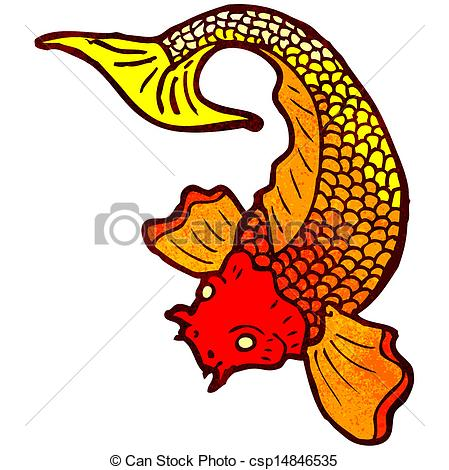 449x470 Japanese Fish Tattoo Vectors