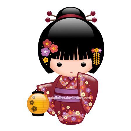 450x450 Sakura Kokeshi Dolls Kokeshi Dolls, Dolls And Clip Art