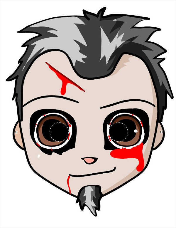 Jason Mask Clipart