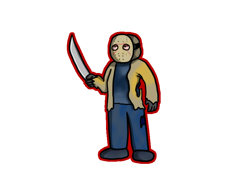800x600 Jason Voorhees By Klunsgod