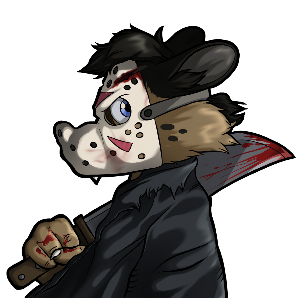 1200x1200 Laphin On Twitter Laphin As Jason Voorhees. To Be Added To My