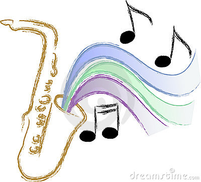400x362 Music Notes Clipart Jazz Music