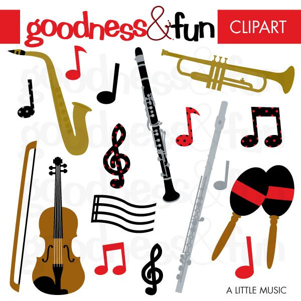 600x600 Clip Art Instruments Free Clip Art Marching Band Concert Band