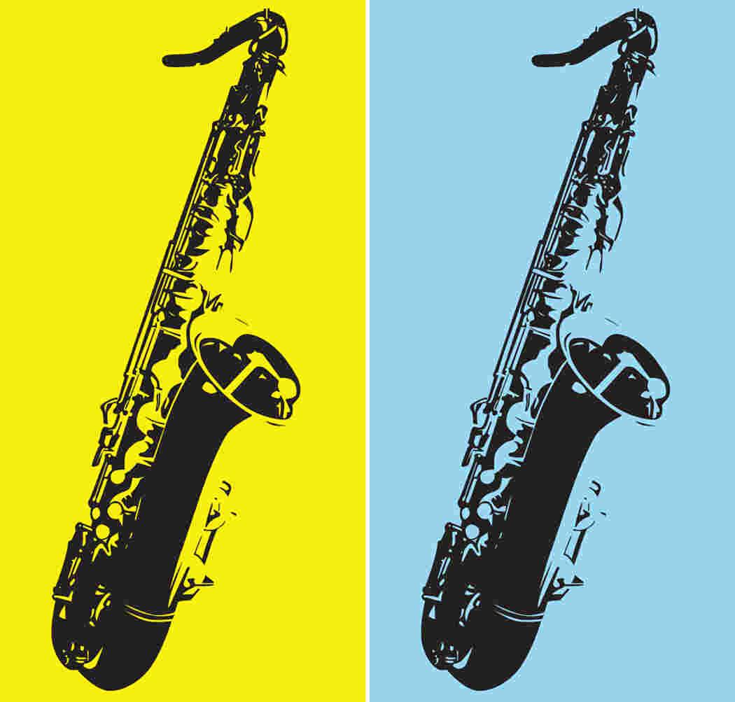 1050x1003 Heavy Metal Clipart Jazz Instrument