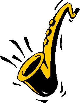 273x350 Sunset Jazz Clipart Cliparthut