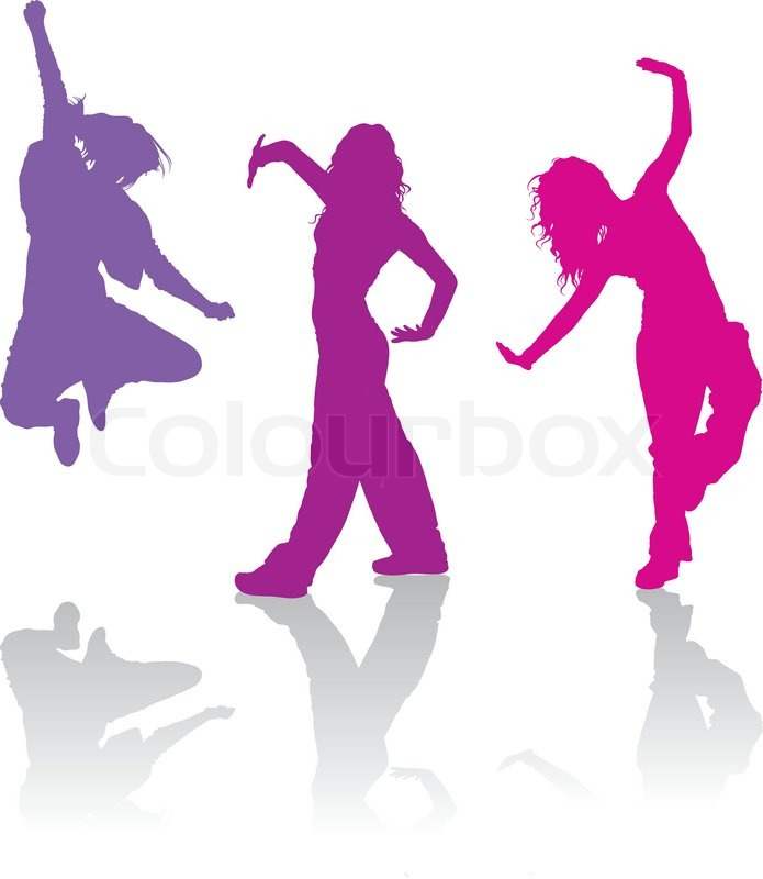 695x800 Jazz Dance Clip Art