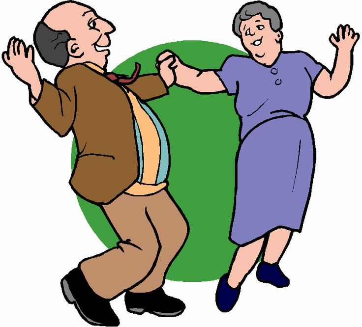 736x666 Senior Tap Dancers Clipart