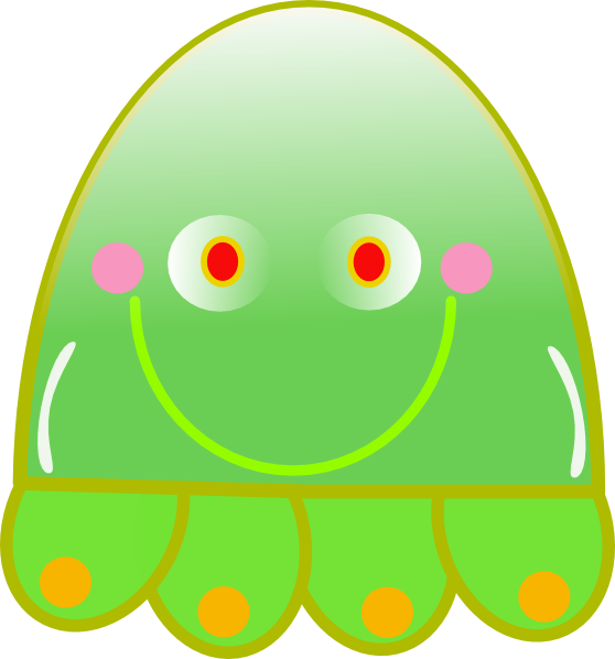 558x598 Jellyfish Free To Use Clip Art