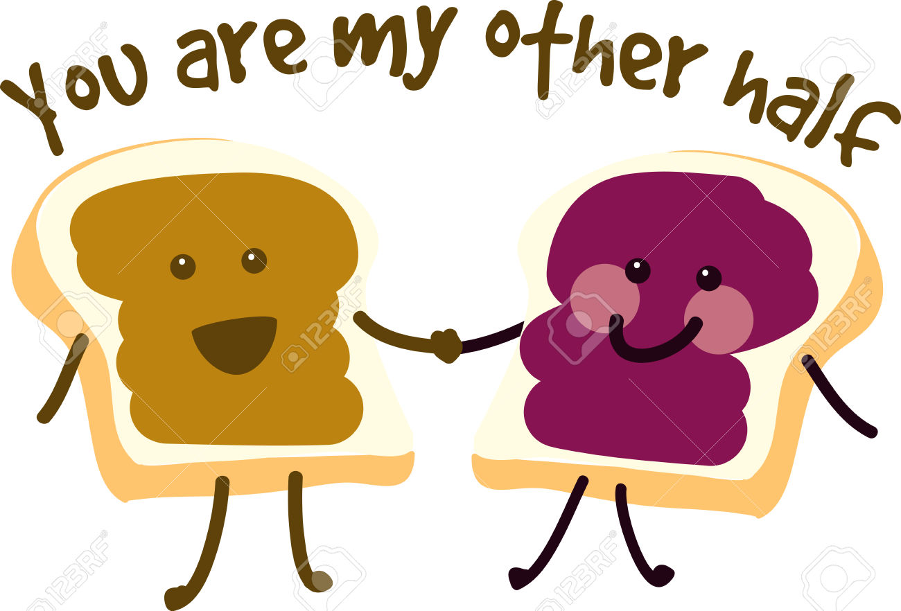 1300x882 Peanut Butter And Jelly Clip Art Free Clipart Collection