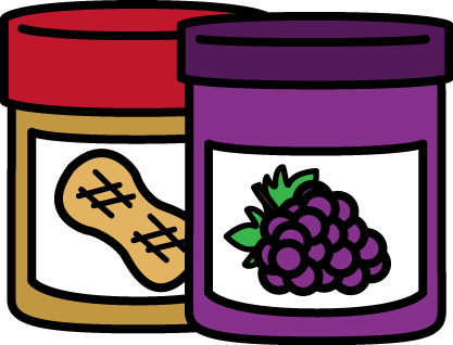417x318 Peanut Butter And Jelly Clipart Free Peanut Butter And Jelly Clip