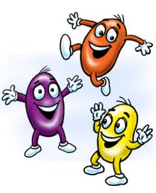 220x271 Clip Art Happy Bean Clipart
