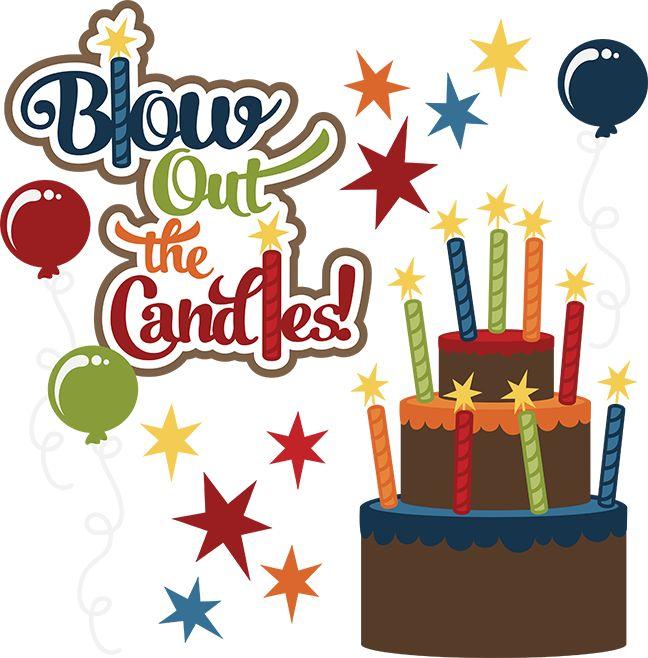 648x658 Fall Clipart Birthday Cake
