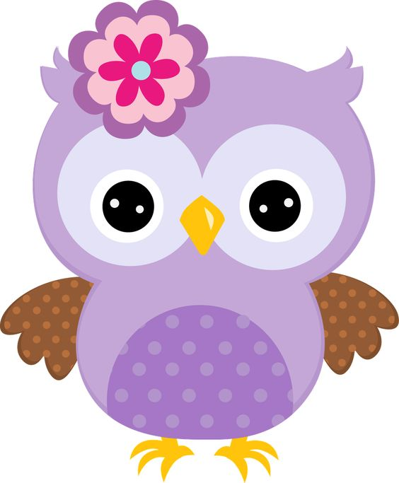 564x683 Owlet Clipart May 3760026