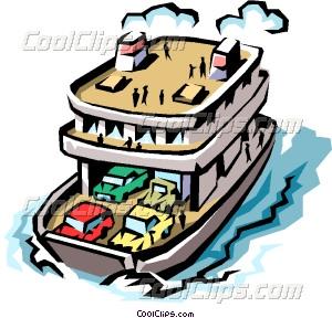 300x288 Ferry Clipart Clip Art