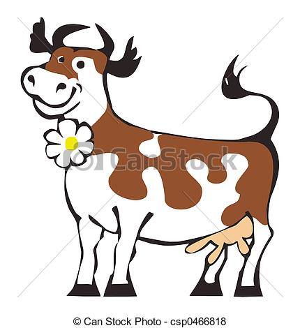 430x470 Jersey Cow Clip Art Clipart